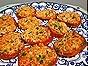 Parmesan, Pancetta & Rosemary Crostini