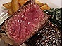 Skillet-Seared Strip Steak