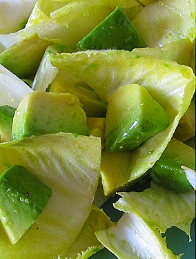 Endive-Avocado Salad