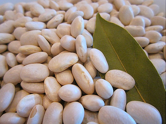 White Beans & Bay
