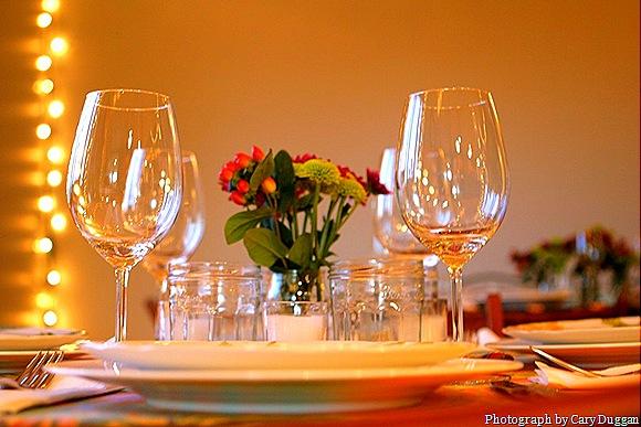 Sparkling Glassware