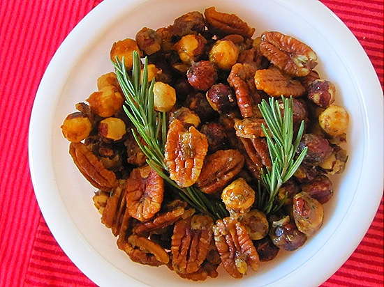 Rosemary-Spiced Nuts