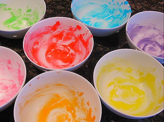 Frosting Bowls