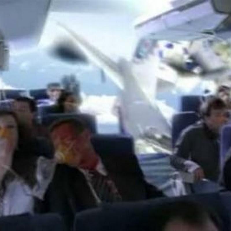 Detik-detik menjelang kehancuran Air France