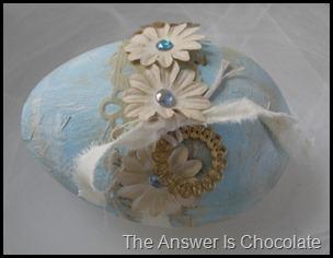 Tissue Flower Bowl