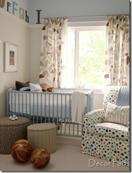 DP boys nursery