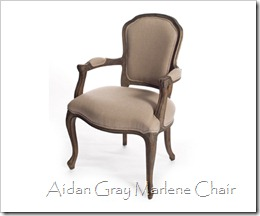 aidan gray marlene chair