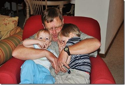 Dad boys 040110