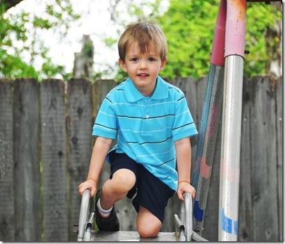 easter 2010 noah swing