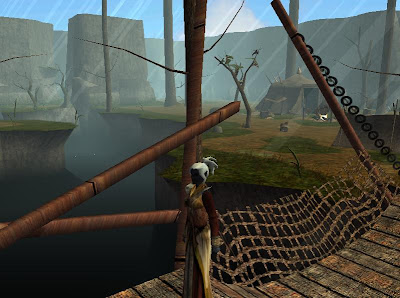 Uskada Orc Village - Realms II NWN PW Server