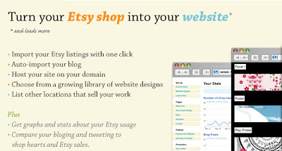 SoopSee - Turn Your Etsy Shop into Your Website