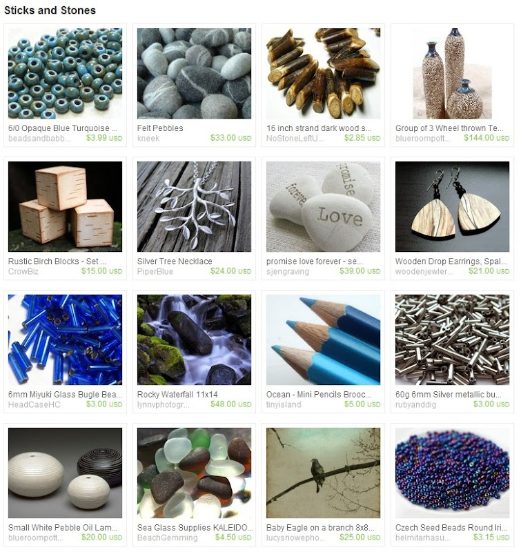 Sticks and Stones Treasury