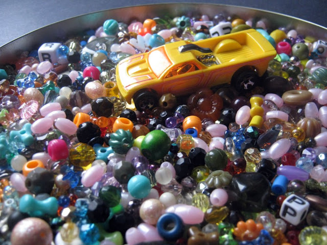 Assorted Beads for Kids Crafts
