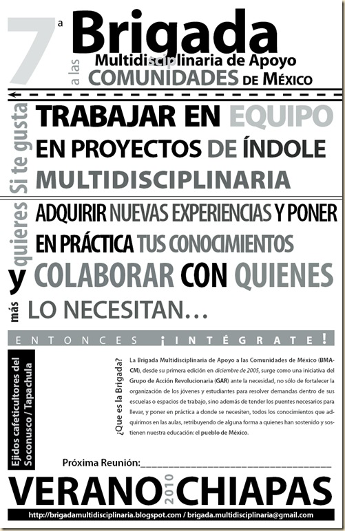 cartel7brigada