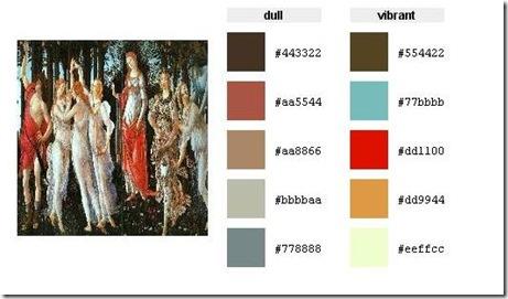 color palette12111111