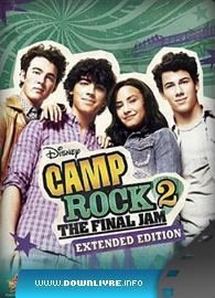 Capa Camp Rock 2 Legendado