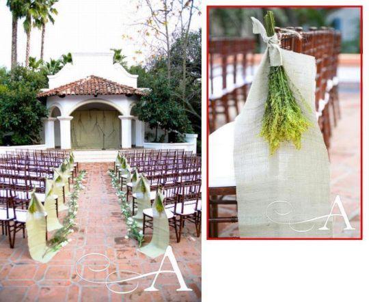 decoracao alternativa e barata para casamento:Decoração para o Dia: Temática Rústica e Romântica