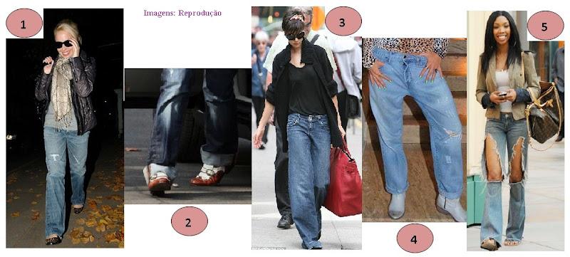 Como usar o jeans boyfriend