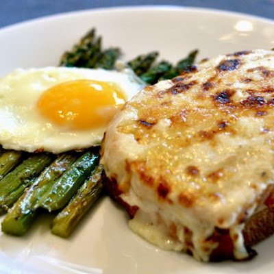 Simple Croque Monsieur