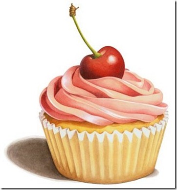 pink cupcake email