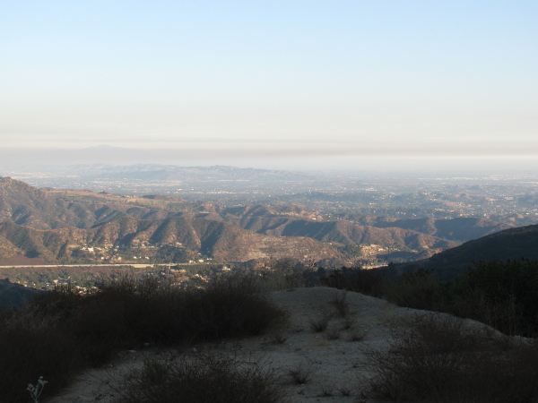 Go hiking!: Verdugo Mountain