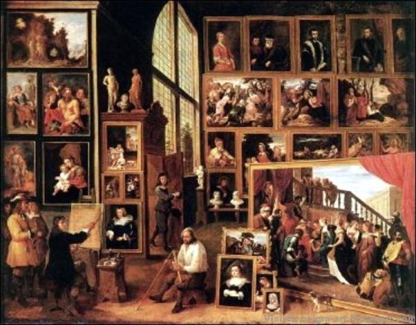 David Teniers le Jeune, Galerie de l'archiduc Léopold-Guillaume, 1639