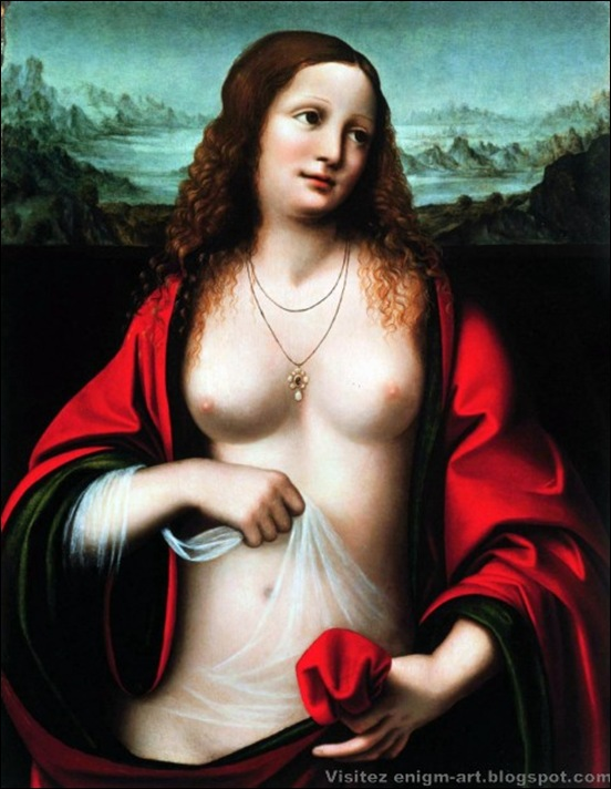 Giampietrino Rizzolini, Marie Madeleine
