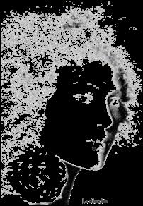 Mouche de beauté : La discrète chez Arteeshirt.com