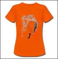 shirt-classique-femme Mouche de beauté chez Arteeshirt.com