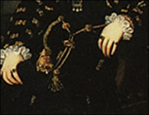 Détail bijou-fourrure