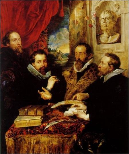 Pieter Paul Rubens, Les quatre philosophes 1611