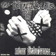 Teen_Idles_Minor_Disturbance_Album_Cover
