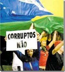 corruptos não
