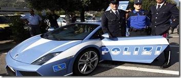 Lambo Policia
