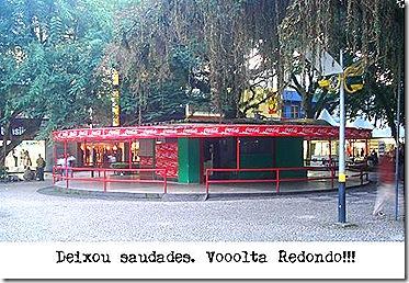 Praça-Bar Redondo II