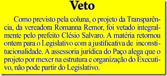 Salvaro-veto