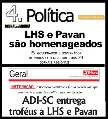 Jornais-homenagem-LHS-Pavan
