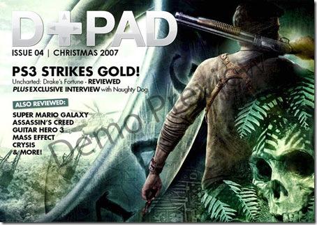 D+PAD 04 - British Game Magazine