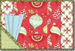 placemat w napkin