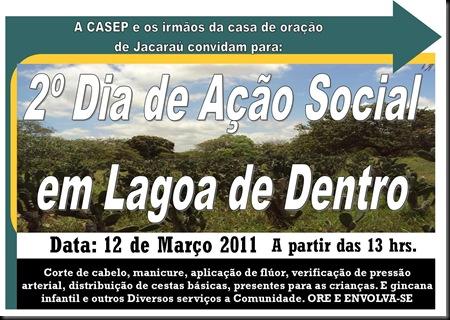 2 DIA DE ACAO SOCIAL