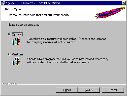 Apache_HTTP_Server2.2_Installation_Wizard_Setup_Type