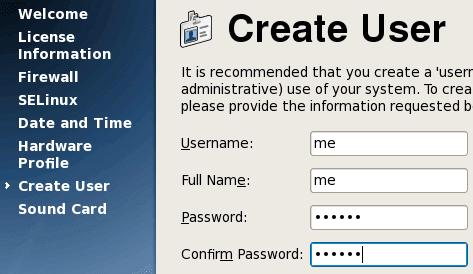 W3C_Fedora_Create_User