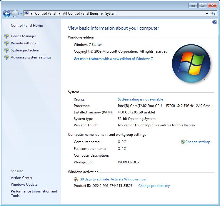 Windows_7_RTM_Starter_RAM_2GB_Control_Panel_System