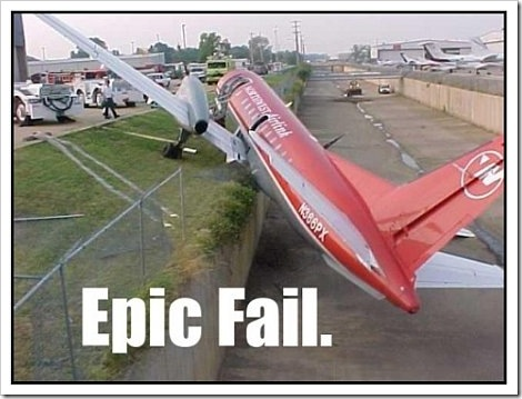 Amazing Fail with Airplane.