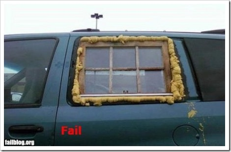 Window Repair Fail.