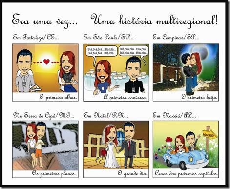 TIRAS CASAMENTO orkut