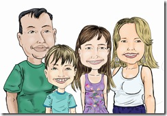 FAMILIA a3 corel paisagem familia menor