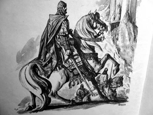 Fotos caballeros medievales edad media 18