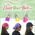 Bandana Headbands - Hair Accessires Store CoverYourHair.Com