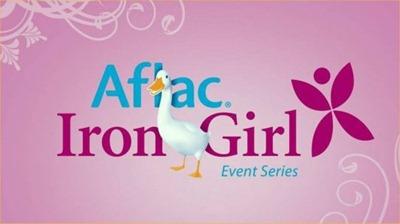 Aflac Iron Girl